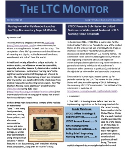 LTCCC Winter 2014 Newsletter